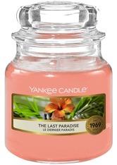 YANKEE CANDLE - Yankee Candle The Last Paradise Housewarmer Duftkerze  104 g - Duftkerzen