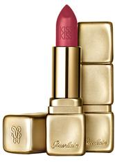 GUERLAIN Make-up Lippen KissKiss Matte Lipstick Nr. M375 Flaming Rose 3,50 g