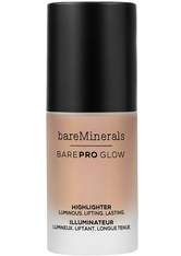 BAREMINERALS - bareMinerals Gesichts-Make-up Highlighter barePro Glow Fierce 14 ml - Highlighter