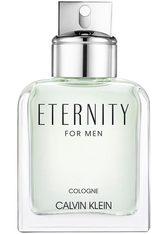 CALVIN KLEIN Eternity for men Cologne Eau de Toilette Spray Eau de Toilette 50.0 ml