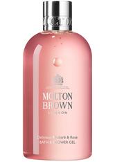 Molton Brown Body Essentials Delicious Rhubarb & Rose Bath & Shower Gel Duschgel 300.0 ml