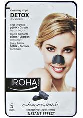 Iroha Pflege Gesichtspflege Detox Cleansing Strips 5 Stk.