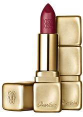 GUERLAIN Make-up Lippen KissKiss Matte Lipstick Nr. M377 Wild Plum 3,50 g