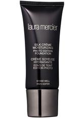 Laura Mercier Foundation Silk Crème - Moisturizing Photo Edition Foundation Foundation 30.0 ml
