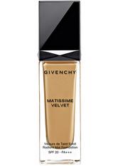Givenchy Make-up TEINT MAKE-UP Matissime Velvet Fluid Foundation Nr. 07 Mat Ginger 30 ml