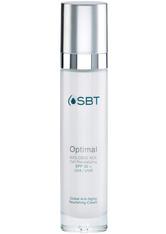 SBT cell identical care Gesichtspflege Optimal Global Anti-Aging Nourishing Cream SPF 30+ 50 ml