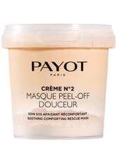 Payot Crème N°2   Sensible Haut Masque Peel-Off Douceur 10 g