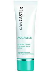 Lancaster Aquamilk Absolute Moisture Protection Rich Day Cream 50 ml