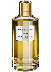 Mancera Collections Exclusive Collection Aoud Exclusif Eau de Parfum Spray 120 ml