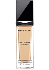 GIVENCHY - Givenchy Make-up TEINT MAKE-UP Matissime Velvet Fluid Foundation Nr. 03 Mat Honey 30 ml - FOUNDATION