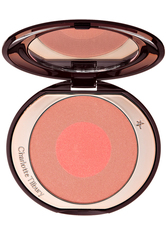 CHARLOTTE TILBURY - Charlotte Tilbury - Cheek To Chic Swish & Pop Blusher – Ecstasy – Rouge - Puder - one size - Rouge