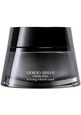 Giorgio Armani Crema Nera Purifying Volcanic Mask Gesichtsmaske  50 ml