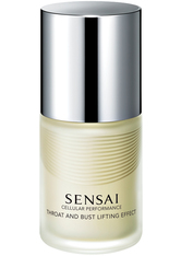 SENSAI Körperpflege Cellular Performance - Body Care Linie Throat and Bust Lifting Effect 100 ml