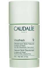 Caudalie Vinoclean Vinofresh Natürliches Stick Deodorant Deodorant 50.0 ml