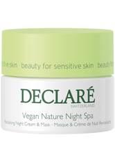 Declaré Specialcare Vegan Nature Night Spa Nachtcreme 50 ml