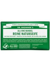 Dr. Bronner's Pflege Körperpflege All-One Mandel Reine Naturseife 140 g