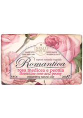 NESTI DANTE - Nesti Dante Romantica Rose and Peony Soap 250 g - SEIFE