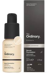 The Ordinary Serum Foundation with SPF 15 by The Ordinary Colours 30 ml (verschiedene Farbtöne) - 1.0NS