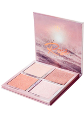 HANADI BEAUTY - HANADI BEAUTY Highlighter Rosé Sunset 40 g Highlighter 40.0 g - HIGHLIGHTER