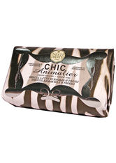 Nesti Dante Firenze Pflege Chic Animalier White Soap 250 g