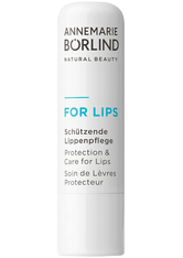 ANNEMARIE BÖRLIND - ANNEMARIE BÖRLIND Gesichtspflege Beauty Secrets For Lips Lippenpflege mit Shea Butter 5 g - LIPPENBALSAM