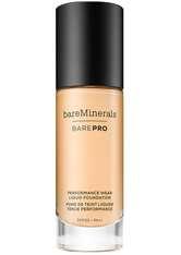 bareMinerals BAREPRO 24-Hour Full Coverage Liquid Foundation SPF20 30ml 08 Golden Ivory (Light, Warm)