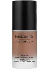 BAREMINERALS - bareMinerals Teint barePro Glow Bronzer 1 Stck. Warmth - Contouring & Bronzing