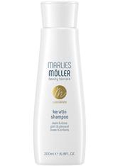 Marlies Möller Specialists Keratin Shampoo - Sleek & Shine 200 ml