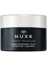 Nuxe Produkte Insta-Masque Masque Détoxifiant + Éclat Feuchtigkeitsmaske 50.0 ml