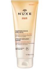 Nuxe Sun Feuchtigkeitsspendendes After-Sun-Duschshampoo 200 ml Duschgel