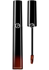 GIORGIO ARMANI - Armani Make-up Lippen Ecstasy Lacquer Liquid Lipstick Nr. 301 Leather 6,50 ml - Liquid Lipstick