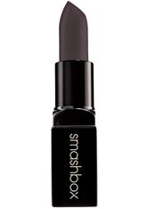 Smashbox Be Legendary Lipstick Matte (Various Shades) - Punked (Deep Grey Matte)