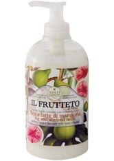 Nesti Dante Firenze Pflege Il Frutteto di Nesti Fig & Almond Milk Liquid Soap 500 ml