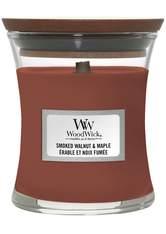 WoodWick Smoked Walnut & Maple Hourglass Duftkerze 85 g