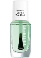Artdeco Top Coats & Base Coats Natural Base Top Coat Nagellack 10.0 ml