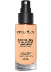 Smashbox Studio Skin 24 Hour Wear Hydra Flüssige Foundation 30 ml Nr. 2.16 - Light With Warm Golden Undertone