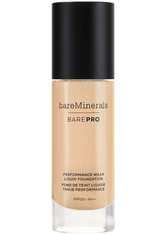 bareMinerals BAREPRO 24-Hour Full Coverage Liquid Foundation SPF20 30ml 10 Cool Beige (Medium, Cool)