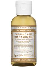 Dr. Bronner's Produkte Sandelholz-Jasmin - 18in1 Naturseife 60ml Seife 60.0 ml