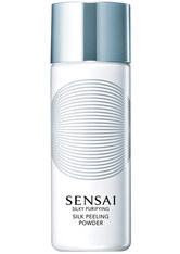 SENSAI - Sensai Silky Purifying Peeling Powder Gesichtspeeling  40 ml - Peeling