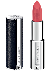 GIVENCHY - Givenchy Lippen; Weihnachtslook 2015 Le Rouge Givenchy Lipstick 3.4 g Rose Taffetas - Lippenstift