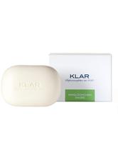 Klar Seifen Produkte Pflegeseife - Maiglöckchen & Salbei 135g Gesichtspflege 135.0 g