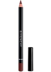Givenchy Make-up LIPPEN MAKE-UP Crayon Lèvres Nr. 009 Moka Renversant 1,10 g