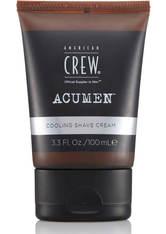 American Crew Acumen Cooling Shave Cream 100 ml Rasiercreme