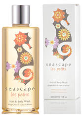 SEASCAPE ISLAND - Seascape Island Apothecary Les Petits Hair and Body Wash (300 ml) - DUSCHEN & BADEN
