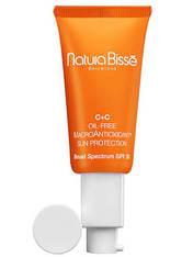 NATURA BISSÉ - Natura Bissé C+C Oil-Free Macro-Antioxidant Sun Protection 30ml - SONNENCREME