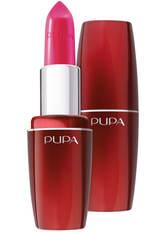 PUPA Volume Enhancing Lipstick (Various Shades) - Pop Fuchsia