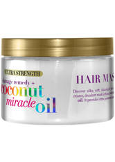 OGX - OGX Damage Remedy+ Coconut Miracle Oil Hair Mask 168ml - HAARMASKEN