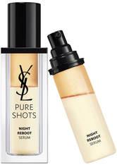 Yves Saint Laurent Pure Shots Serum - Night Reboot (Various Types) - Night Reboot Recharge