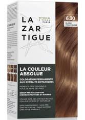 LAZARTIGUE - Lazartigue Absolute Colour - 6.30 Golden Dark Blonde 153ml - Haarfarbe