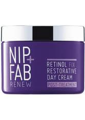 NIP+FAB - NIP+FAB Retinol Fix Restorative Day Cream Post-Treatment 50ml - TAGESPFLEGE